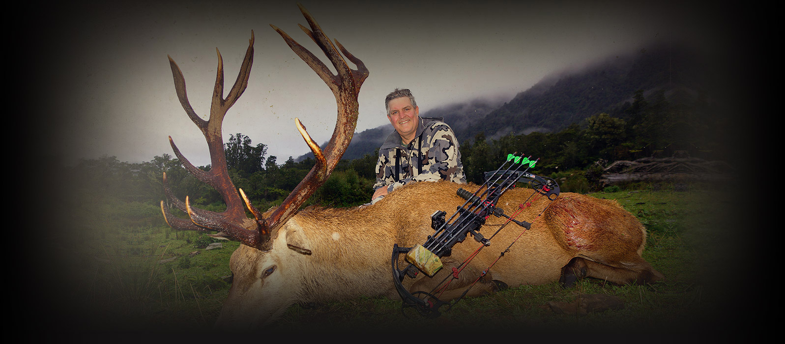 how to become a hunting guide in new zealand
